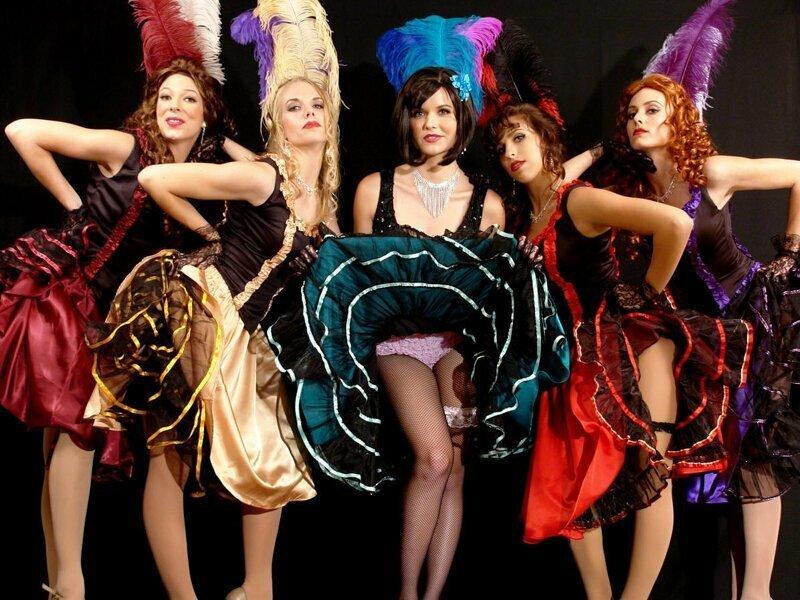 И немного современных танцовщиц варьете варьете, девушки, интересное, история, кабаре, канкан, старые фото, фото