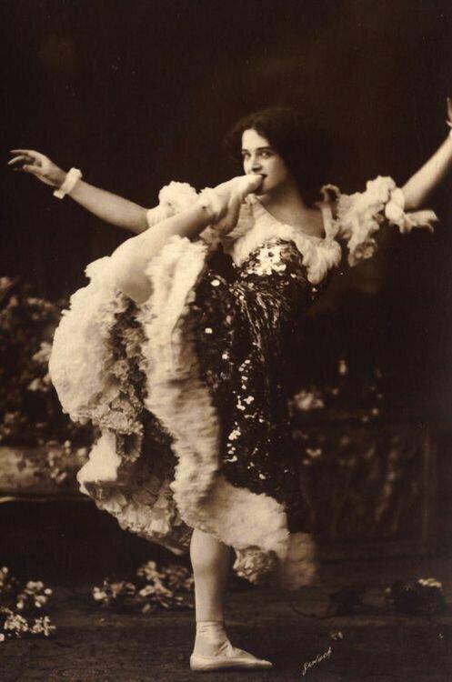 Лили Флексмор звезда водевиля, 1905 год варьете, девушки, интересное, история, кабаре, канкан, старые фото, фото
