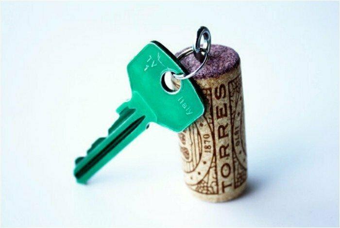 Боитесь утопить ключи? lifehack, лайфхаки, лето, пляж, полезное, прикол, хитрости