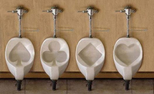 В масть! ванная комната, дизайн, санузел, смешно, туалет, юмор