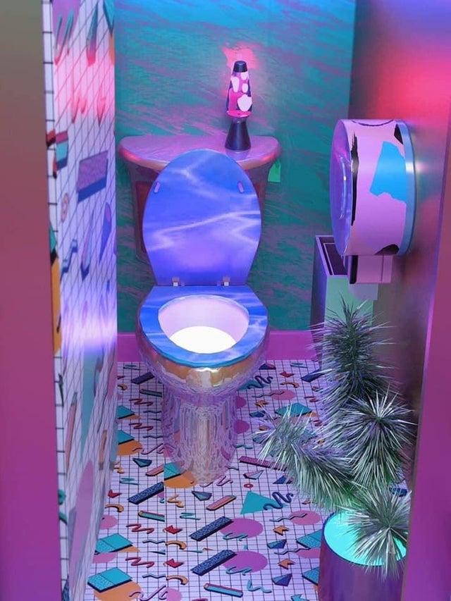Так миленько ванная комната, дизайн, санузел, смешно, туалет, юмор