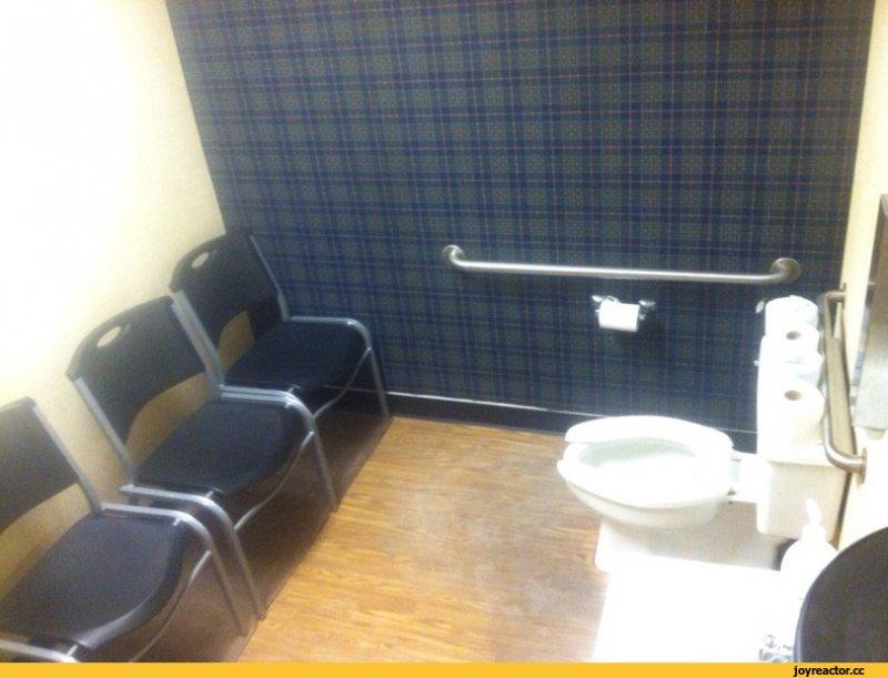Переговорная ванная комната, дизайн, санузел, смешно, туалет, юмор
