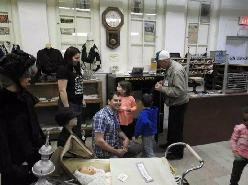 40-летний музейный сейф, который никто не мог открыть, случайно вскрыл турист