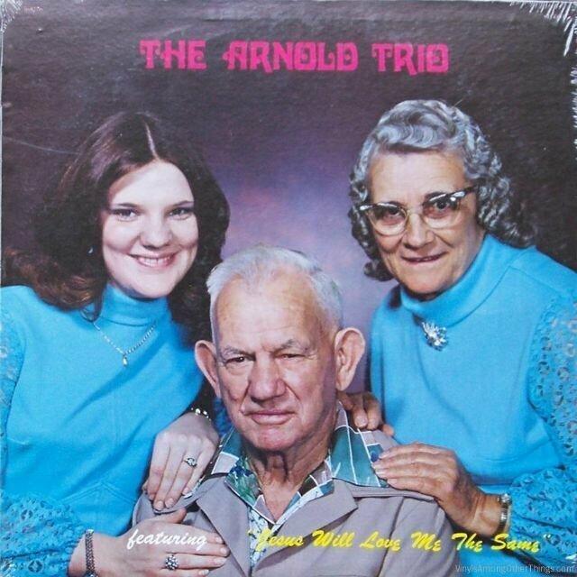 The Arnold Trio – The Arnold Trio музыкальные обложки, обложки, обложки альбомов, обложки виниловых пластинок, ретро, старые, старые пластинки, странное
