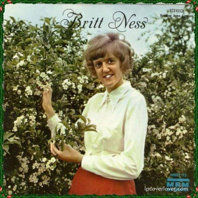Britt Ness – Britt Ness (1969) музыкальные обложки, обложки, обложки альбомов, обложки виниловых пластинок, ретро, старые, старые пластинки, странное