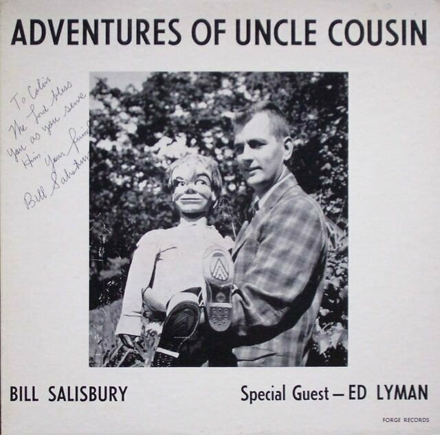 Bill Salisbury – The Adventures of Uncle Cousin (1965)
