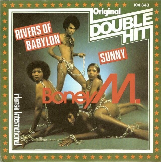 Boney M. – Rivers of Babylon / Sunny (1982)