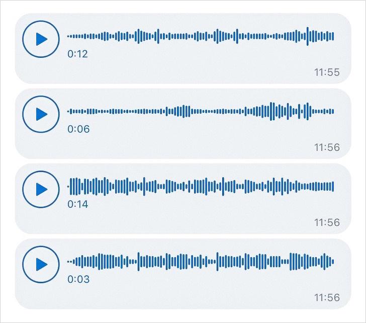 Голосовые сообщения - жесть! в мире, вещи, нервы, подборка, раздражение, фото, юмор