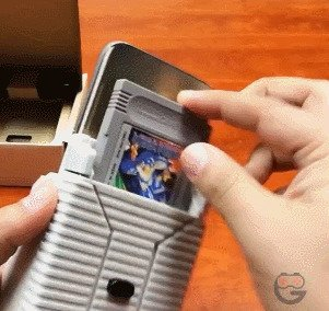 GameBoy + смартфон