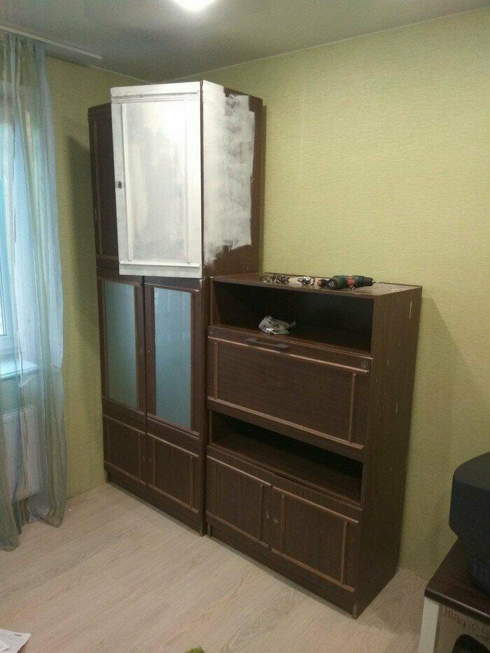 Старая мебель не такая уж и плохая, когда взял ипотеку