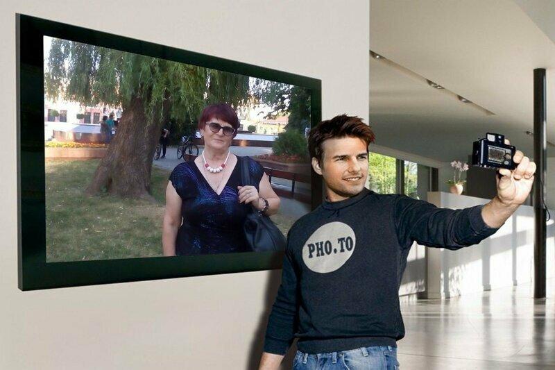 Фото со знаменитостями - это высший уровень мастерства photoshop, одноклассники, прикол, смех, фотошоп, юмор