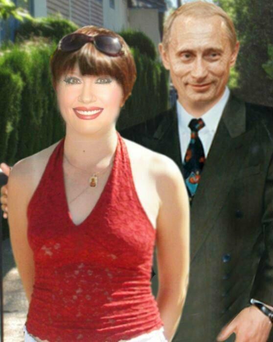 Как оказалось, у Путина в Одноклассниках очень много близких людей photoshop, одноклассники, прикол, смех, фотошоп, юмор