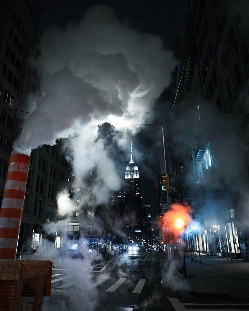 Нью-Йорк через объектив Рэя Меркадо