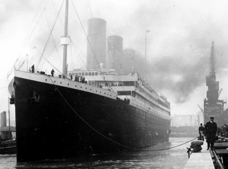 И еще о «Титанике»