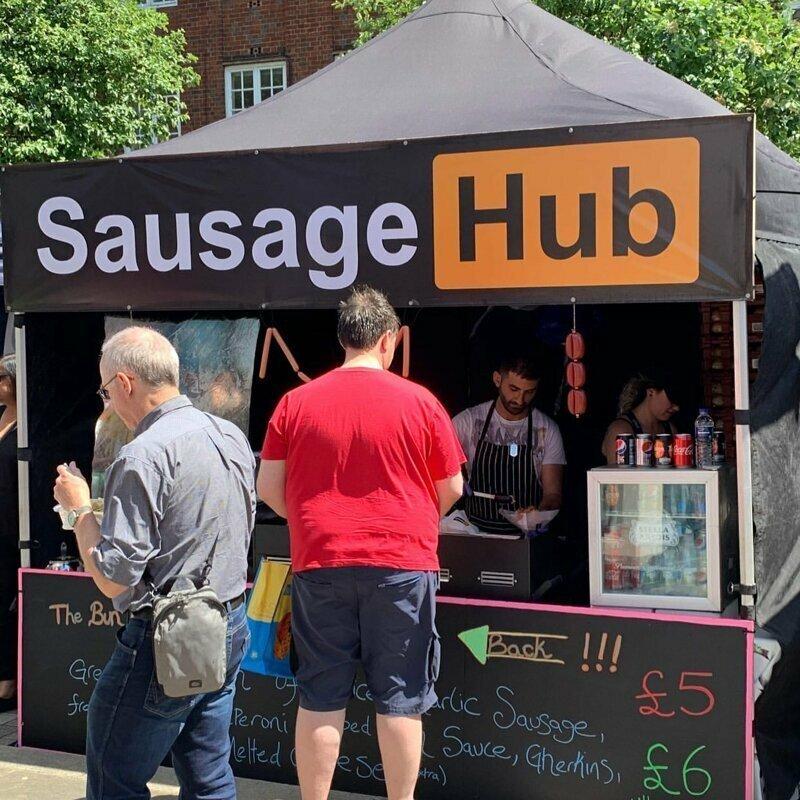 Эти люди знают, как увеличить продажи сосисок