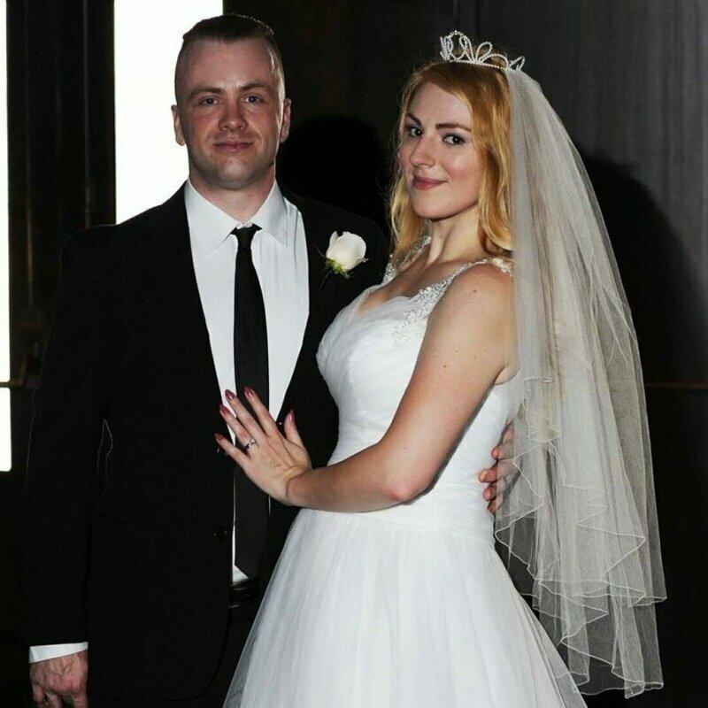 Майкл женился на своей давней подруге Магнолии актёр, знаменитости, интересное, майкл оливер, повзрослел, трудный ребенок, фото
