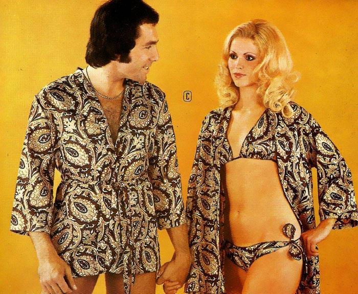 Забавная мода эпохи диско