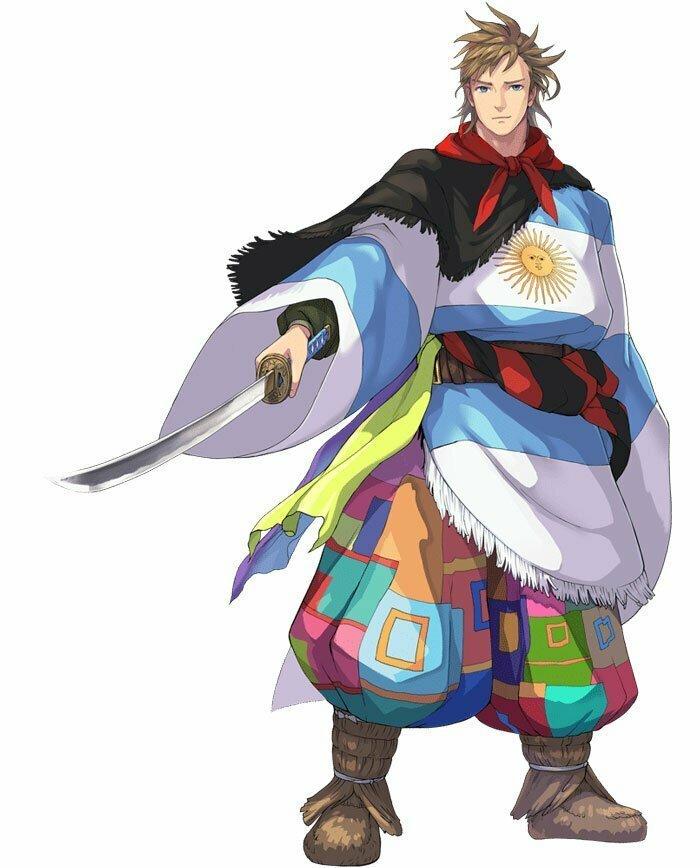 Аргентина аниме, искусство, олимпиада, олимпийцы, самураи, творчество, художники, япония