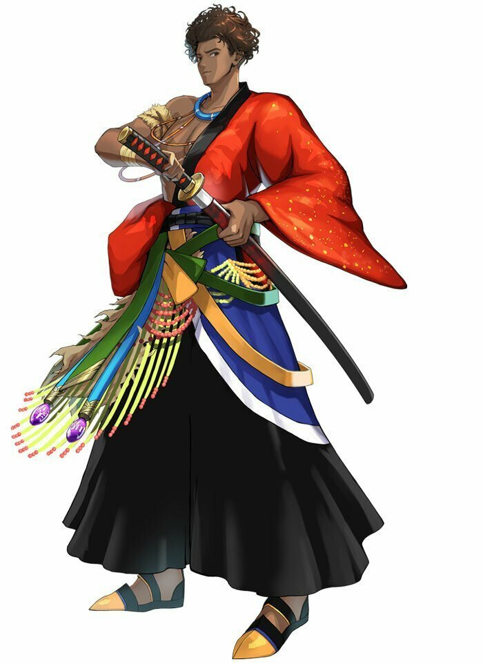 ЮАР аниме, искусство, олимпиада, олимпийцы, самураи, творчество, художники, япония