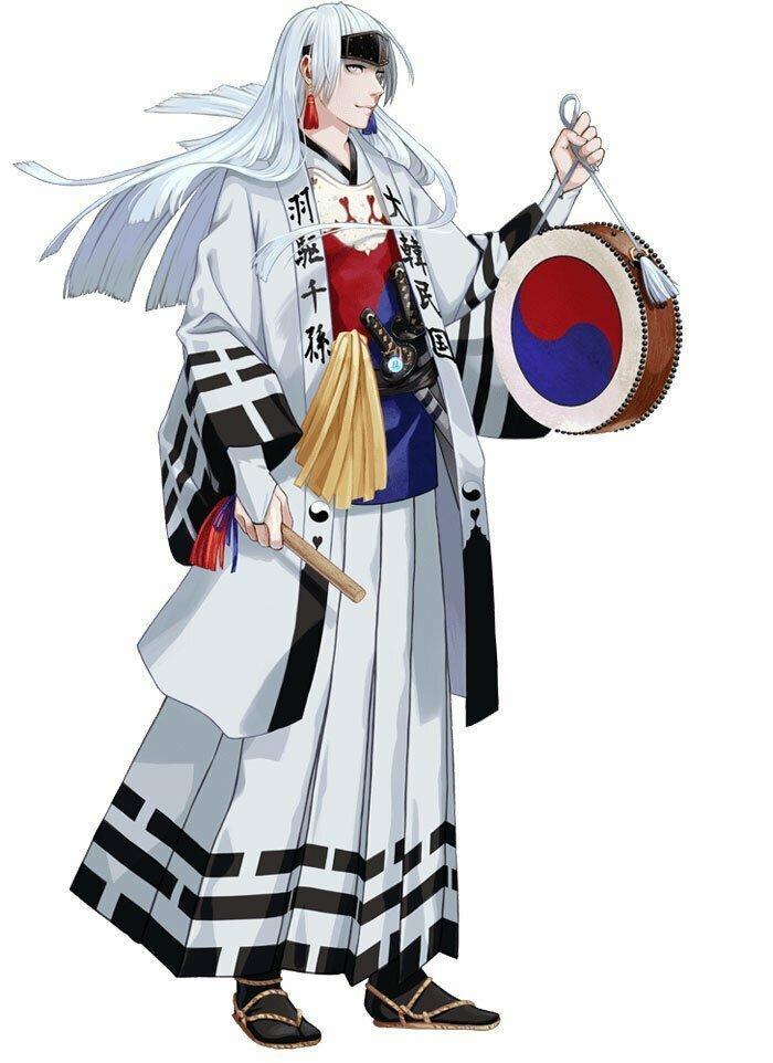 Южная Корея аниме, искусство, олимпиада, олимпийцы, самураи, творчество, художники, япония