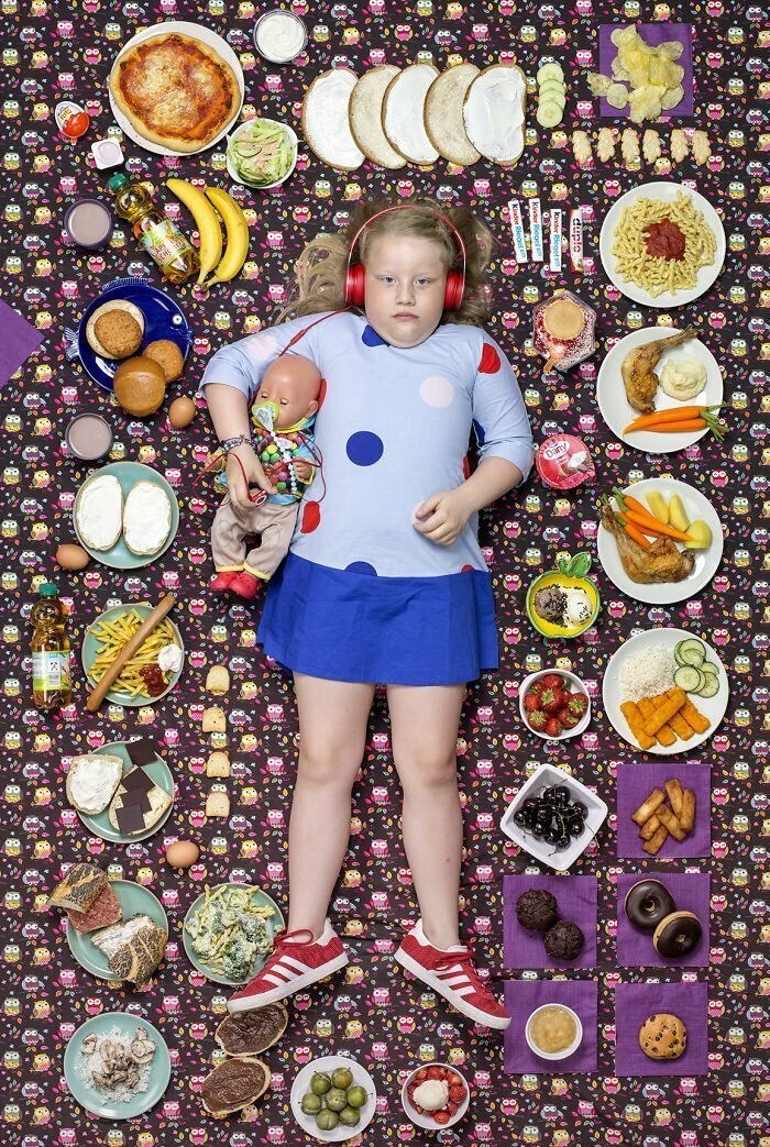 Грета Меллер, 7 лет, Гамбург. Германия