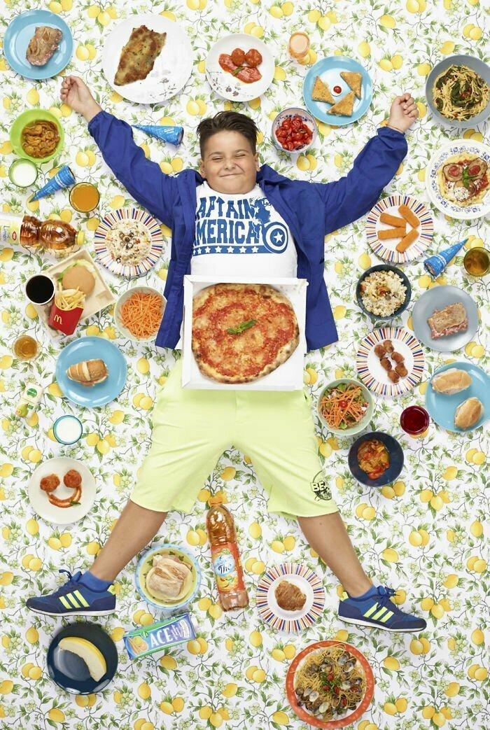 Паоло Мендоларо, 9 лет, Бельпасо, Сицилия