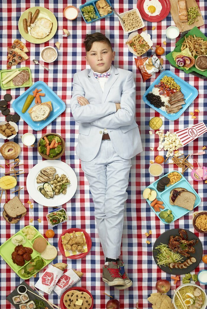 Купер Норман, 12 лет, Альтадена, США