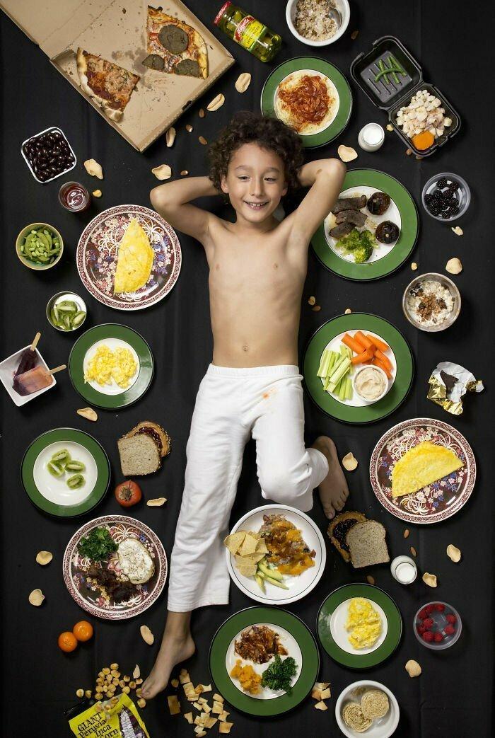 Ханк Сигал, 8 лет, Альтадена, Калифорния