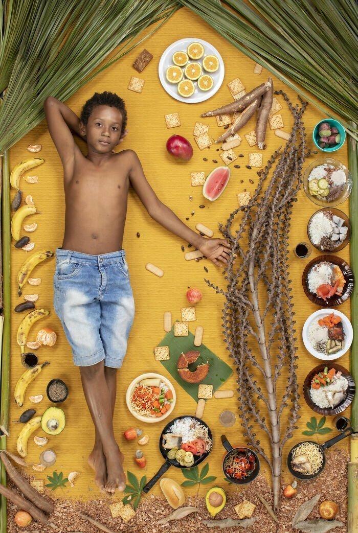 Адемильо Франциско Дос Сантос, 11 лет, Вайо де Алмас, Бразилия