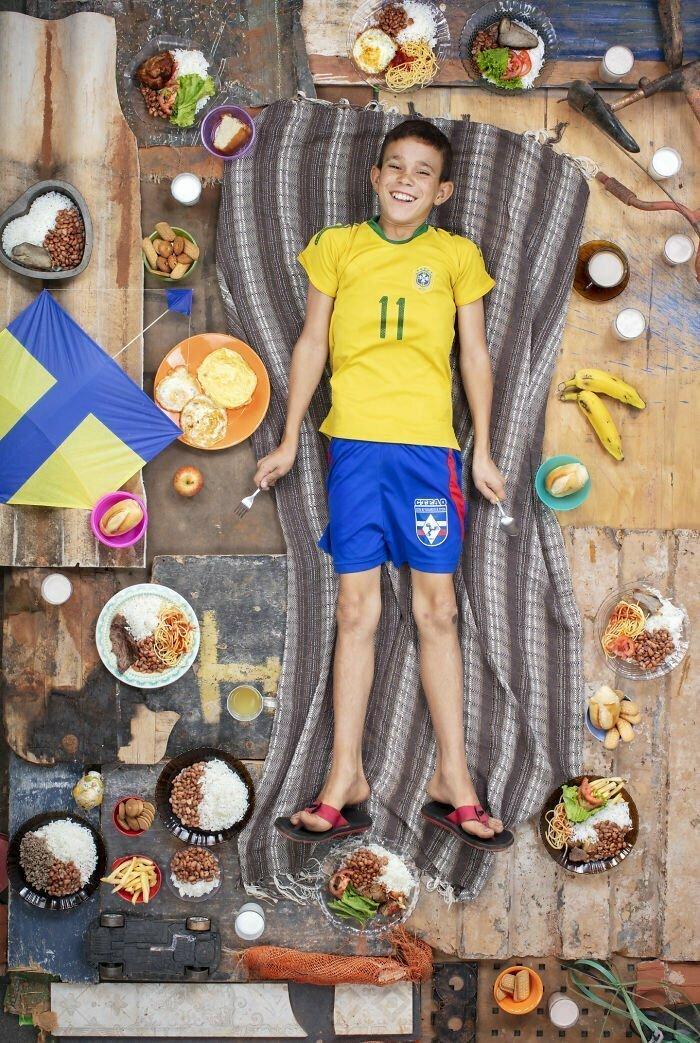 Дэви Рибейро де Хесус, 12 лет, Бразилиа, Бразилия
