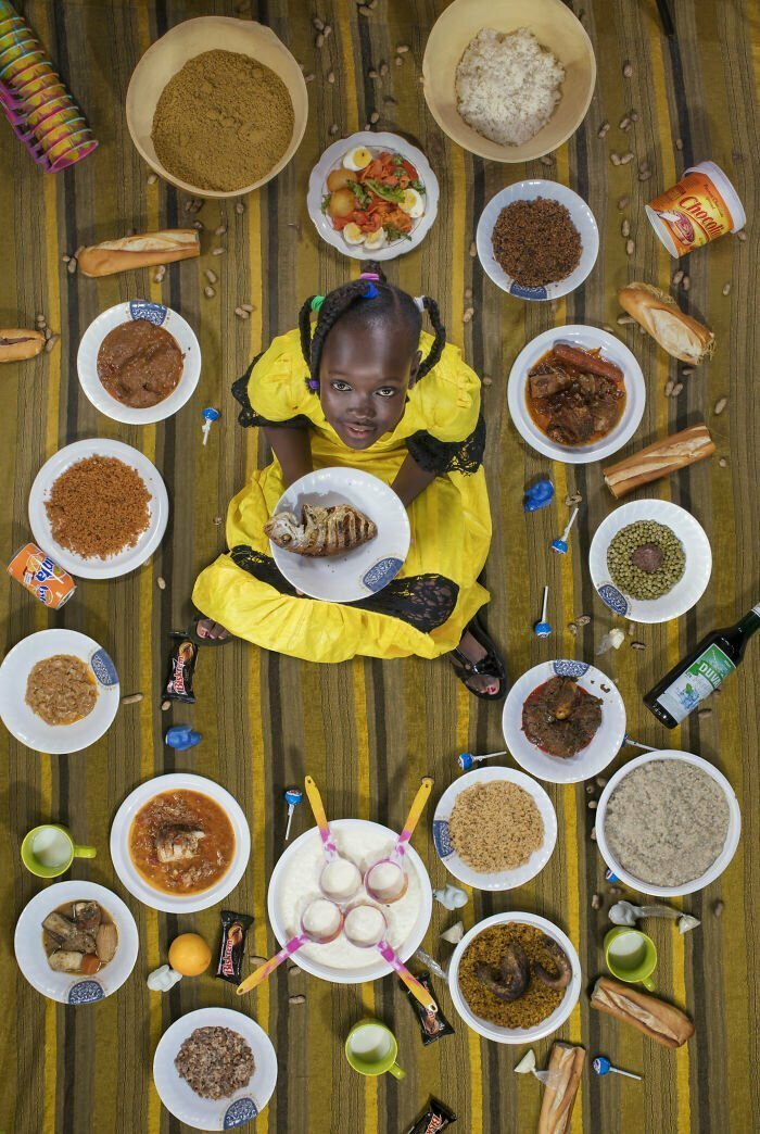 Сира Сиссоко, 11 лет, Дакар, Сенегал