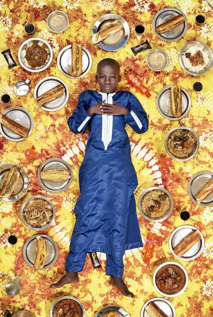 Меисса Ндиае, 11 лет, Дакар, Сенегал