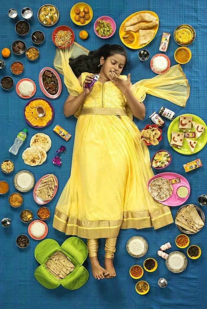 Адвита Венкатеш, 10 лет, Мумбаи, Индия