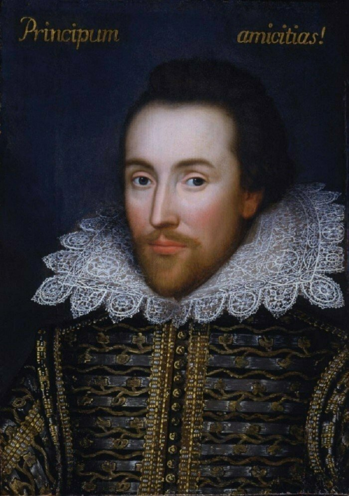 Уильям Шекспир произносил свое имя разными способами интересно, факты, фото
