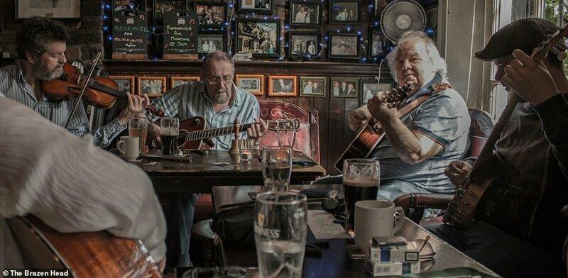 Ирландские пабы, каждый со своим уникальным колоритом