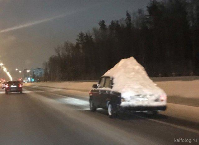 Снегокар