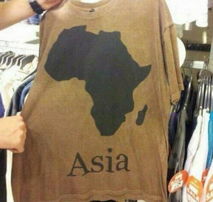 Приехал в Африку, зашёл в магазин одежды, а там... африка, национальные особенности, подборка, прикол, чёрный континент, юмор
