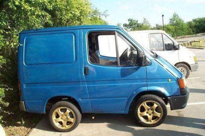 Мини-грузовичок
