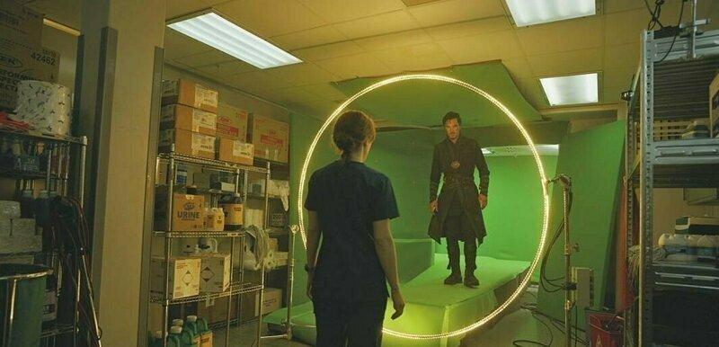 """""""Доктор Стрэндж"""" за кадром, закадровые фото, интересно, кино, фильмы, фото"""