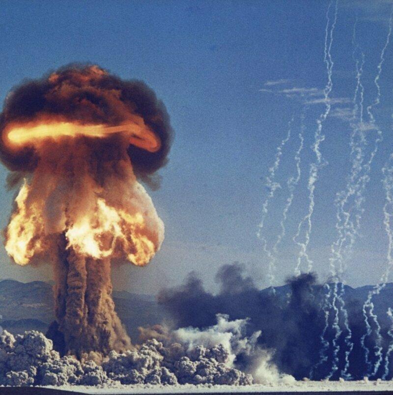 Ядерный взрыв «Grable»