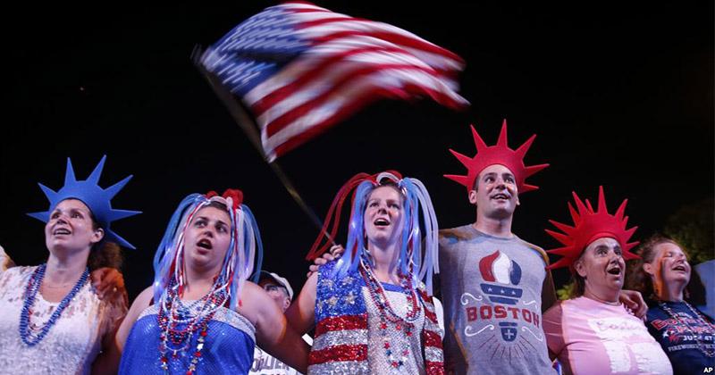 Похоже патриотизм головного мозга - это болячка крупных держав