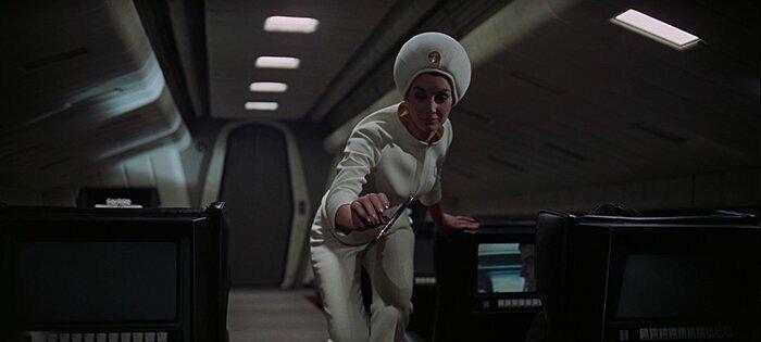 2001: Космическая одиссея, 1968