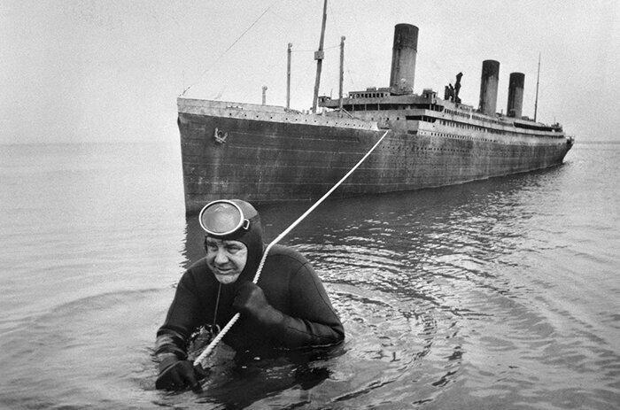 Поднять Титаник, 1980