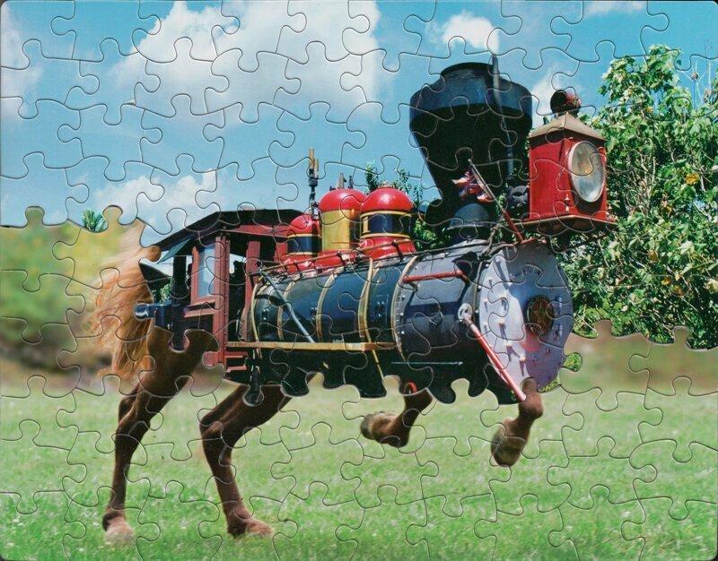 Потерялись детальки? Не беда! puzzle, гениально, головоломки, кроссворды, маразмы, пазлы, прикол, юмор