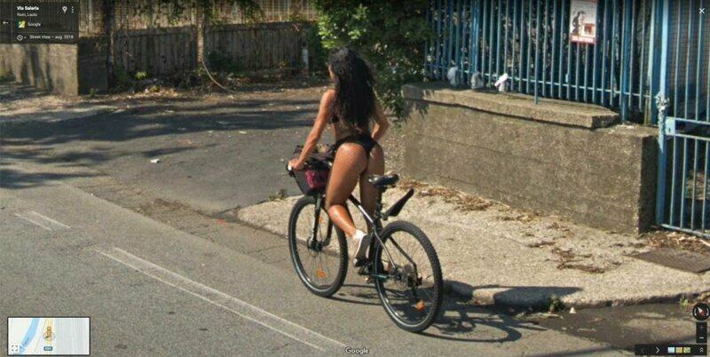 От Google Street ничего не ускользнет