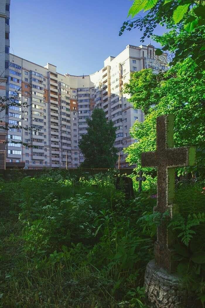 Завораживающие городские пейзажи