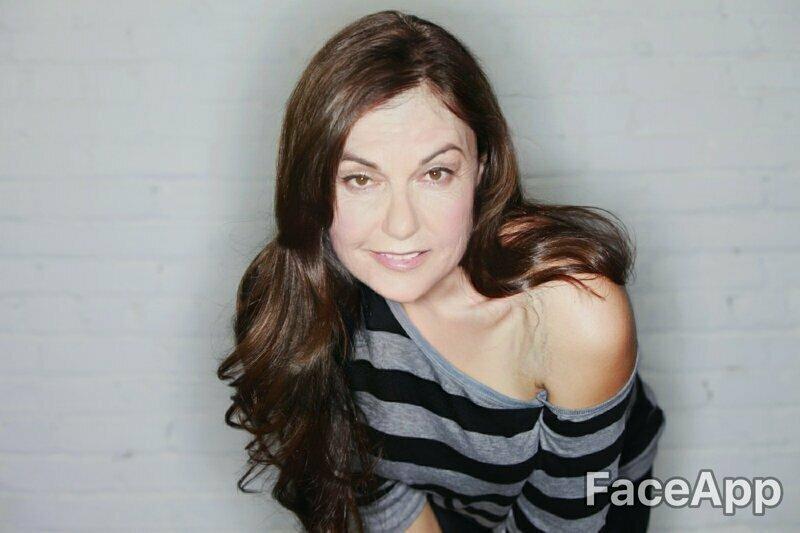 Сашка Грей тоже красотка, даже в старости