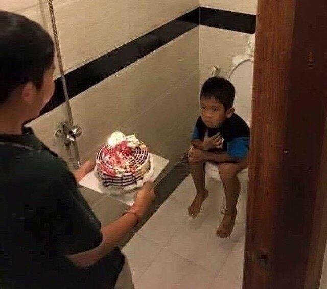 День рождения настигнет тебя в любом месте