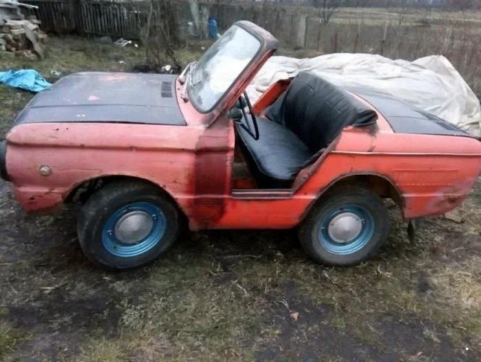 Еще один авто из соседней страны