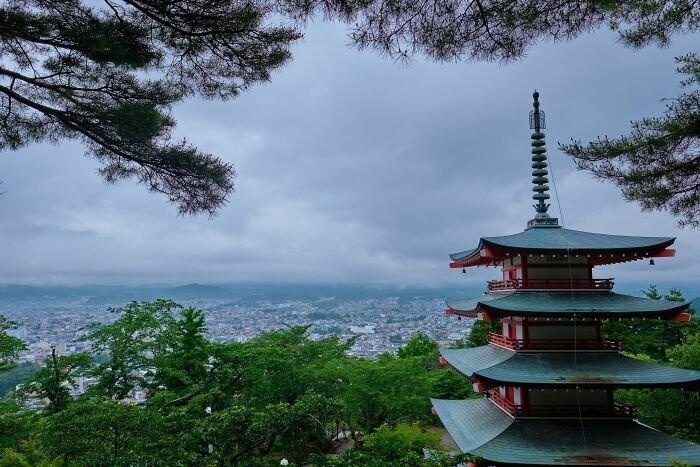 """""""Всю жизнь мечтал побывать на горе Фудзи. Вот лучшее фото, которое мне там удалось сделать"""""""